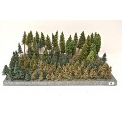 TT/N - Stromky,les, VÝPRODEJ,3-16cm,46ks (19)