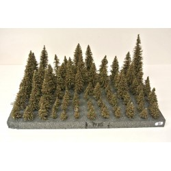 TT/HO - Stromky,les, VÝPRODEJ,3-20cm,84ks (21)