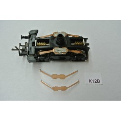 TT Kontakty K12B pro BR92 START, V180,V200,BR118,BR221, BTTB/ZEUKE,neoriginální,2ks,