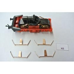 K6/TT-Kontakty pro E499,YC1,E11,E42, BTTB,neoriginální,4ks