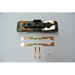 K10/TT-Kontakty pro YM32,T435,V75,V107 BTTB/ZEUKE,neoriginální,4ks