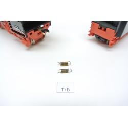 HO Pružinky T1B k táhlu pro BR01,BR41,BR03 (starší produkce PIKO), neoriginální, 2ks