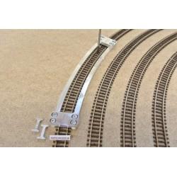N/PE/R333,4, Šablona pro pokládku flexi kolejí PECO-N,1ks