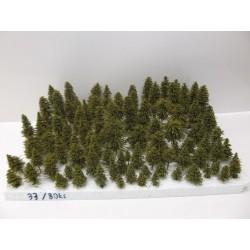 HO,TT Stromky,lesy, VÝPRODEJ, 3-13cm,ca 80ks (33)