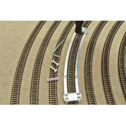 N/PE/R405,5, Šablona pro pokládku flexi kolejí PECO-N, radius 405,5mm, 1ks