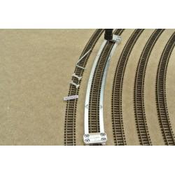 N/PE/R476,5, Šablona pro pokládku flexi kolejí PECO-N, radius 476,5mm, 1ks