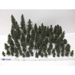 Stromky,lesy, VÝPRODEJ, 3-20cm,ca 91ks (39)