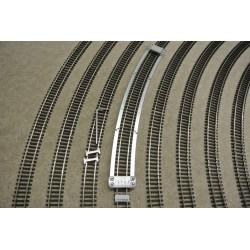 TT/T/R525, Šablona pro pokládku TT flexi kolejí TILLIG, radius 525mm, 1ks