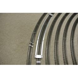 TT/T/R611, Šablona pro pokládku TT flexi kolejí TILLIG, radius 611mm, 1ks