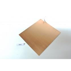 PP4 PRUŽINOVÝ PLECH na výrobu kontaktů,75x90mm/0,20mm