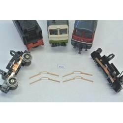 K54A, Sada neoriginálních kontaktů pro lokomotivy HO PIKO (starší) BR 130, 4ks