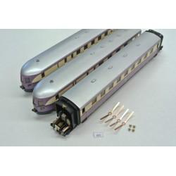 K57 - Kontakty pro loko VT 137 HO PIKO (starší),4ks,neoriginální