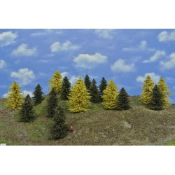 LES TT37 , borovice,modříny, 8-14 cm