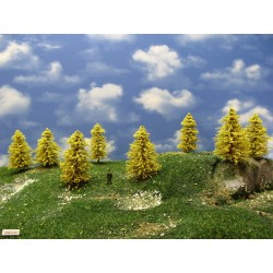 30M1HO-stromky,smrky,výška 6-9cm,20ks