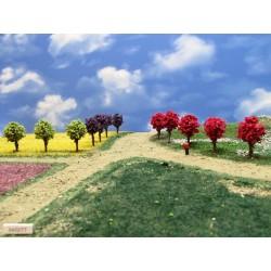 54OTT-stromy, kvetoucí,okrasné, 4cm,30ks