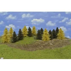 LES HO30, borovice, modříny, 9-14 cm,14ks
