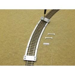 Šablona pro pokládku flexi kolejí HO ROCO LINE,radius 419,6mm,1St, HO/R/R419,6