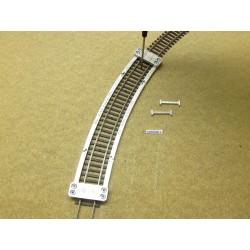 Šablona pro pokládku flexi kolejí HO ROCO LINE,radius 481,2mm,1St, HO/R/R481,2