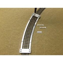 Šablony pro pokládku flexi kolejí PIKO,R421,9mm,1ks,HO/P//R421,9