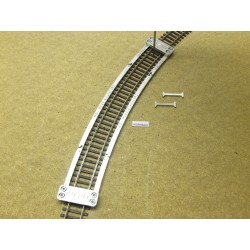Šablona pro pokládku flexi kolejí HO ROCO LINE,radius 542,8mm,1St, HO/R/R542,8