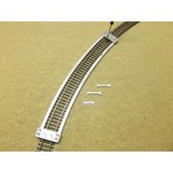 Šablona pro pokládku flexi kolejí HO ROCO LINE,radius 604,4mm,1St, HO/R/R604,4