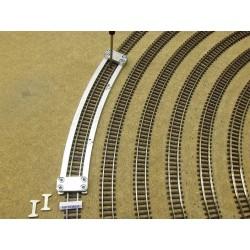 Šablona pro pokládku flexi kolejí FLEISCHMANN-N,radius 362mm,1St, N/F/R362,6
