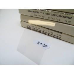 Zasklívací fólie pro loko a vozy,85x35mm,4ks
