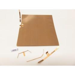 G,HO,TT,N-PRUŽINOVÝ PLECH na výrobu kontaktů,83x90mm/0,15mm,PP2