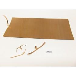 G,HO,TT,N-PRUŽINOVÝ PLECH na výrobu kontaktů,75x180mm/0,10mm,PP1A