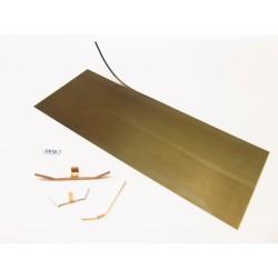 G,HO,TT,N-PRUŽINOVÝ PLECH na výrobu kontaktů,70x180mm/0,15mm,PP3A