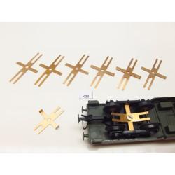 K39TT/HO-Kontakty pro osvětlení vozů,neoriginální