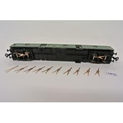 """K44/10x/TT,Kontakty pro osvětlení vagónů """"Y"""",10ks"""