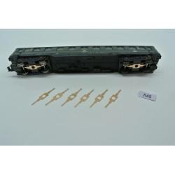 K45/8x/N,Kontakty pro osvětlení vozů,8ks