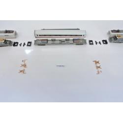 T7/SET/A1, Neoriginální naohýbané kontakty pro ICE soupravu N-Minitrix-střední vůz, 6ks