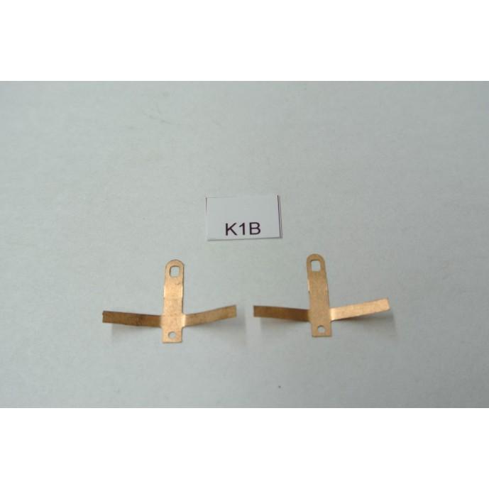 TT Kontakty K1B pro BR81,BR92 BTTB,neoriginální,2ks