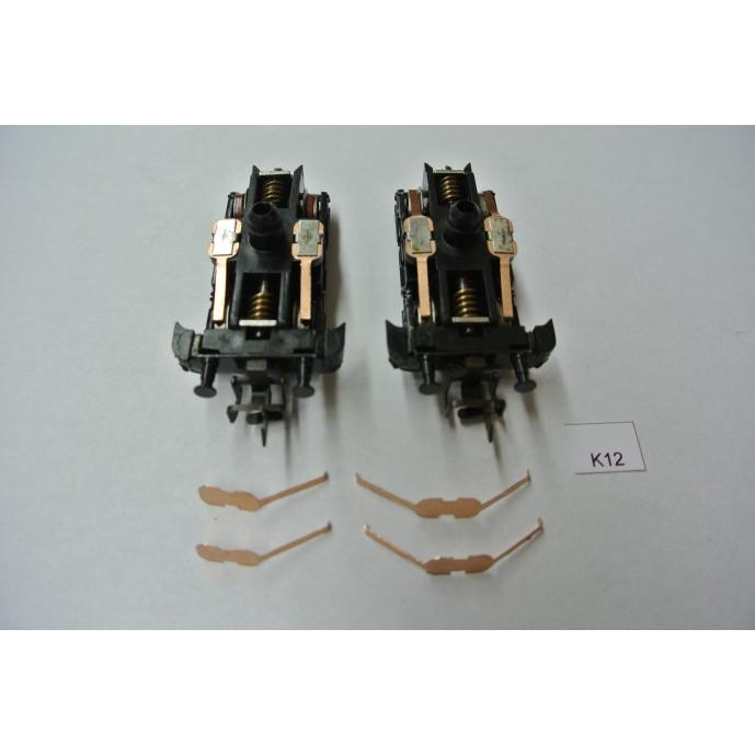TT Kontakty K12 pro V180,V200,BR118,BR221, BTTB/ZEUKE,neoriginální,4ks